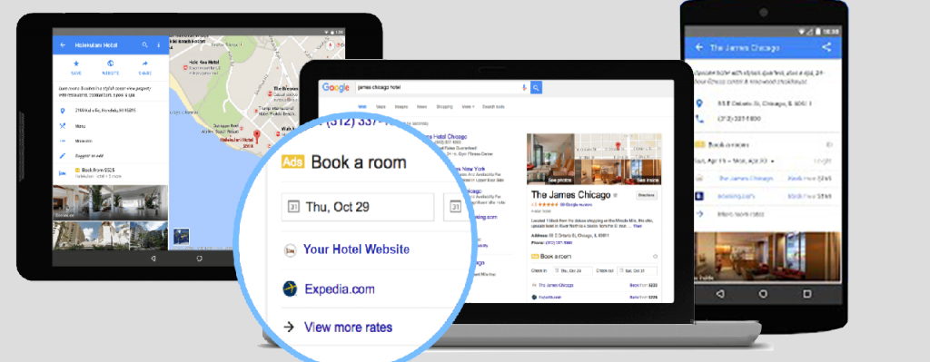 Google Hotel Ads for small hotels